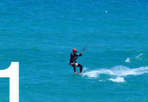 Cheap refresher kitesurfing course Cape Town