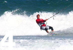 refresher kitesurfing lessons Cape Town