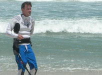 Kitesurfing travel Cape Town, South Africa