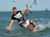 kitesurfing travel Cape Town