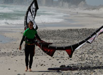 Kitesurfing Lessons Cape Town