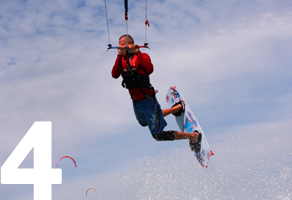 advanced kiteboarding lessons jumps