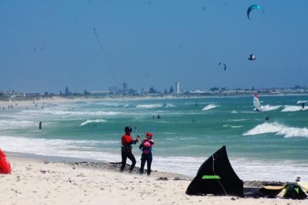 best kite spot cape town