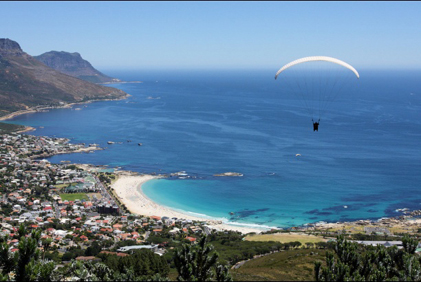 kitesurfing camps bay south africa