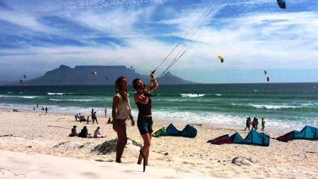 kite lessons cape town