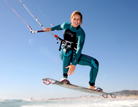 Kitesurfing South Africa best vacation
