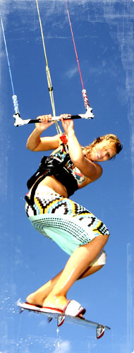 Advanced Kitesurfing Courses Lessons