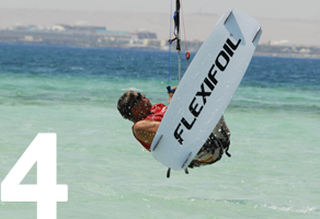 kiteboarding learn jumping