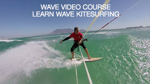 Kitesurf Wave Camp