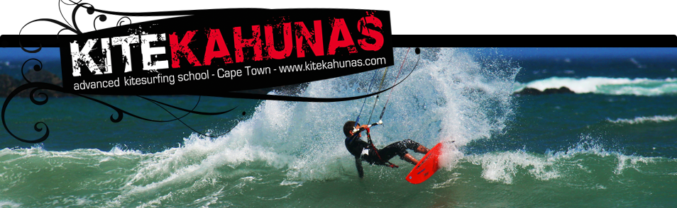 Kitesurfing Cape Town South Africa