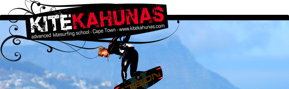 Kitesurfing South Africa, Cape Town