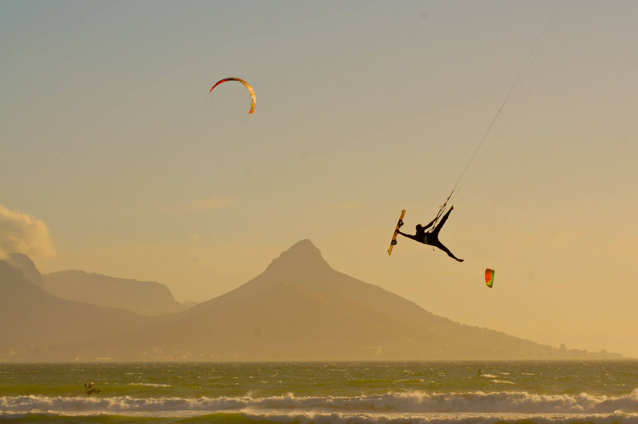 best freestyle kite cape town