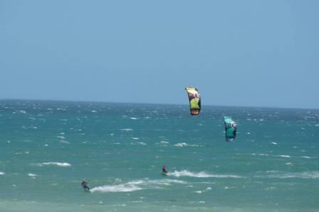 best kite conditions cape town