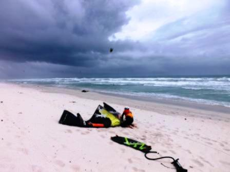 best kiteboarding cape town