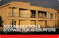 Kitesurfing Accommodation Cape Town