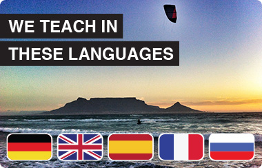 We Teach In These Languages