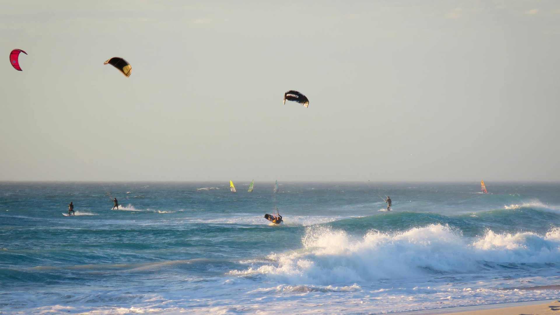 learn kitesurfing cape town