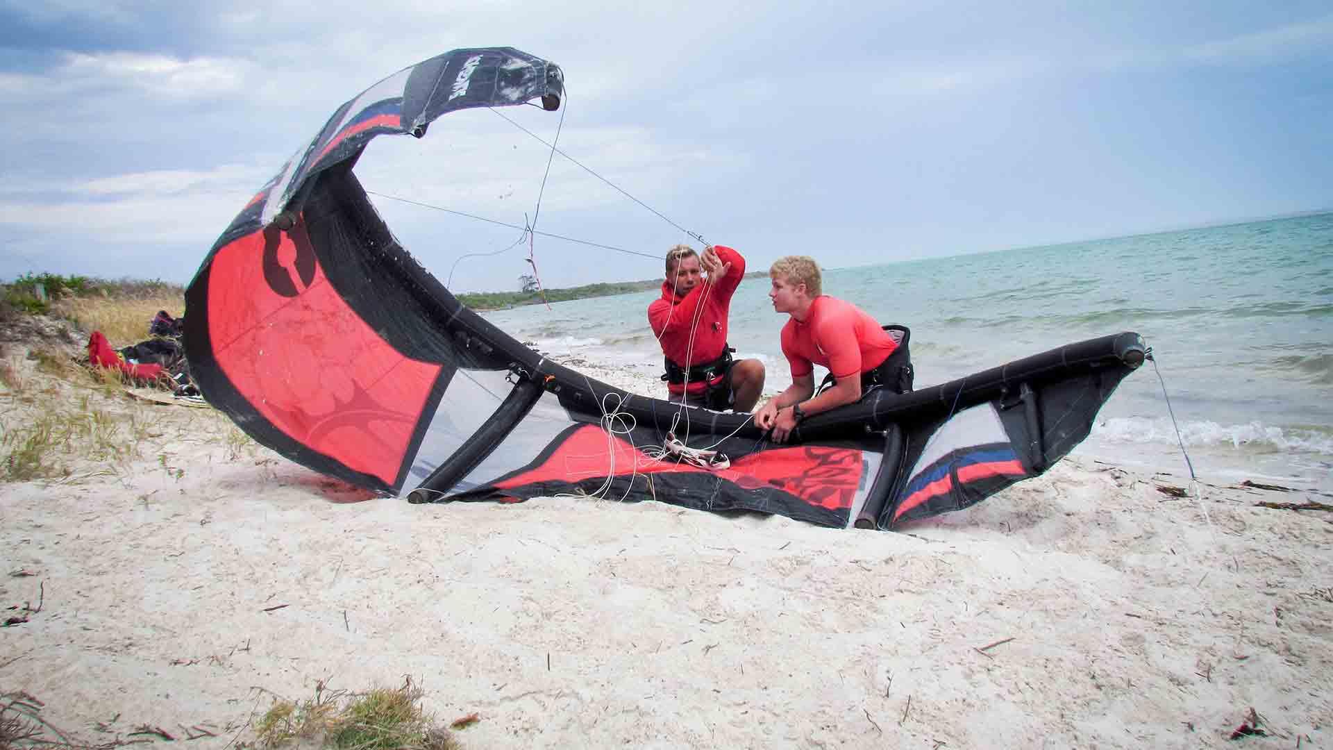 kitesurfing beginner course Cape Town