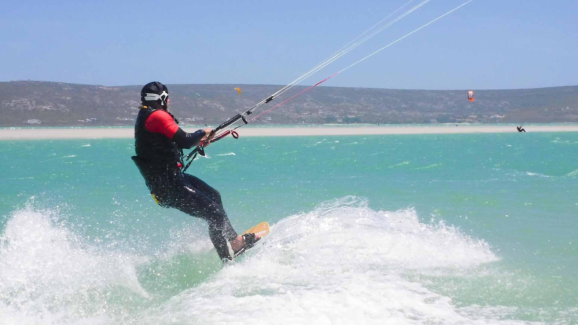 kitesurfing lessons seniors over 60