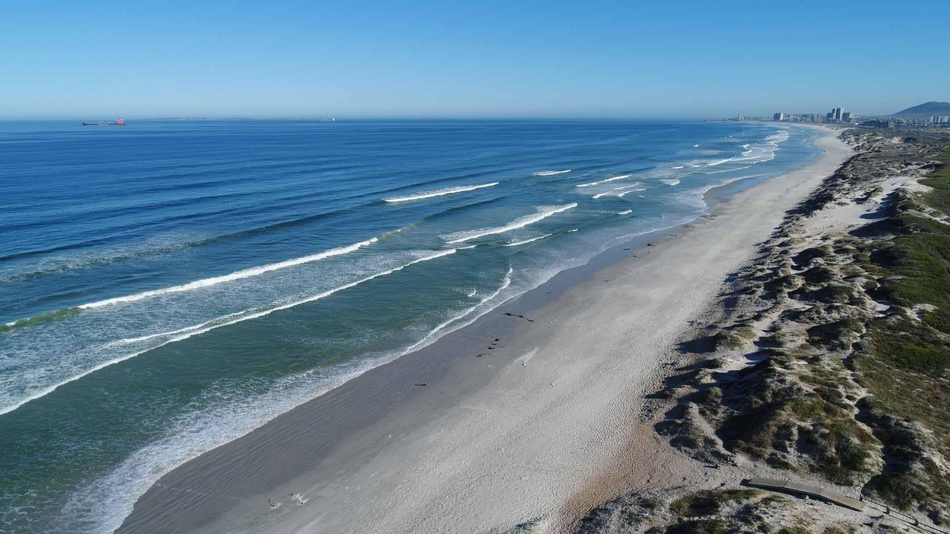 wave kitesurfing camp capetown