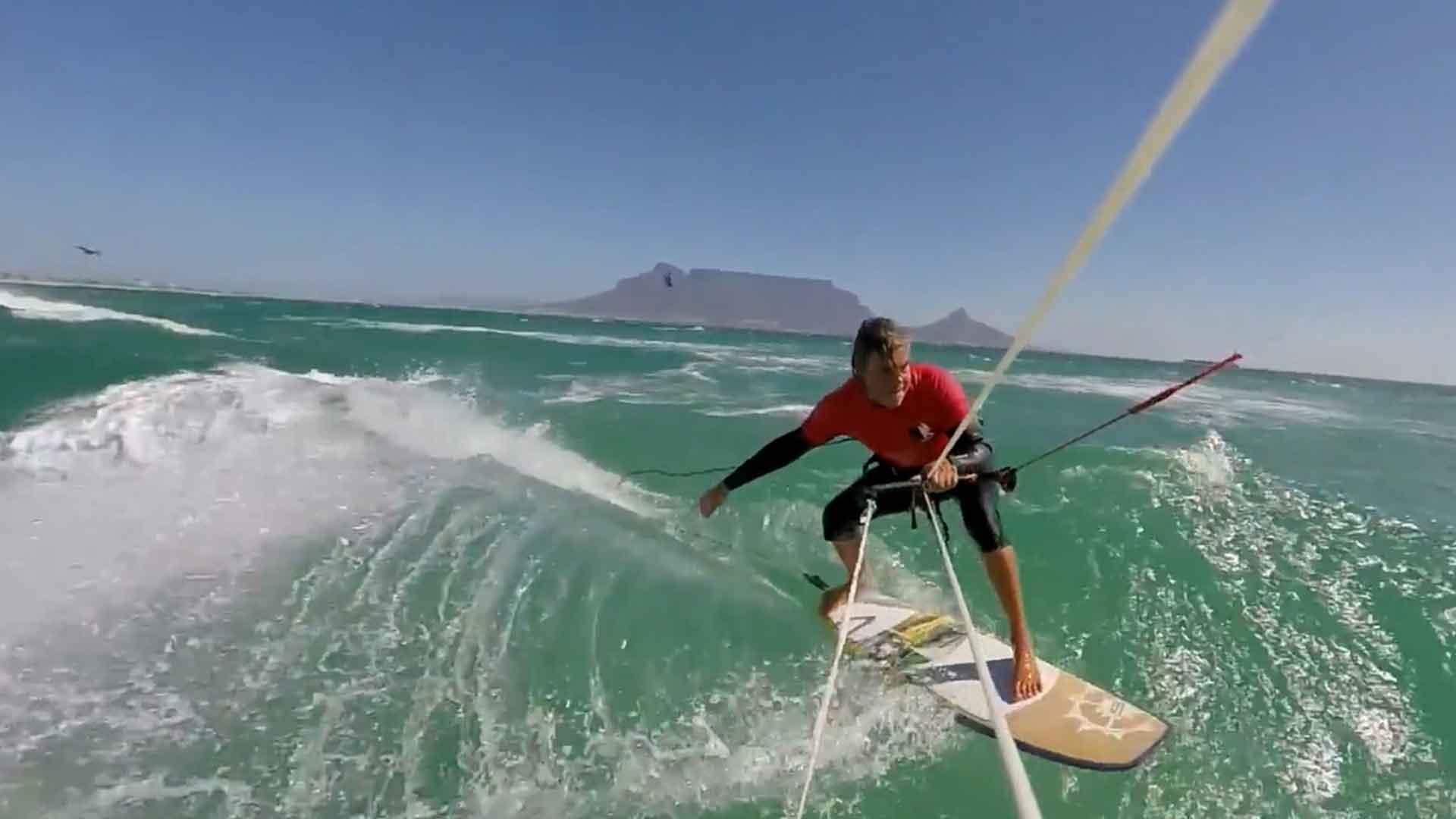 waves kitesurfing south africa