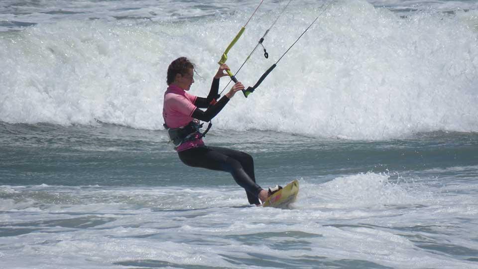 lessons kitesurfing