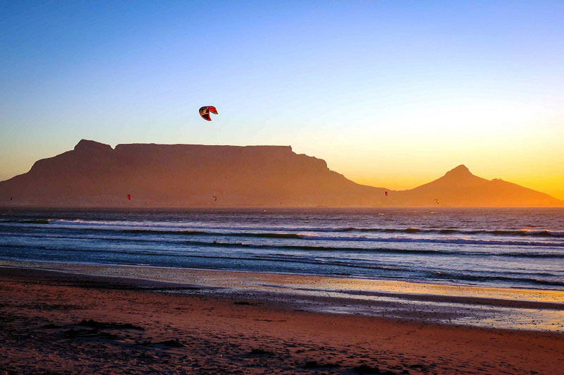 kitesurfing guesthouse apartment capetown