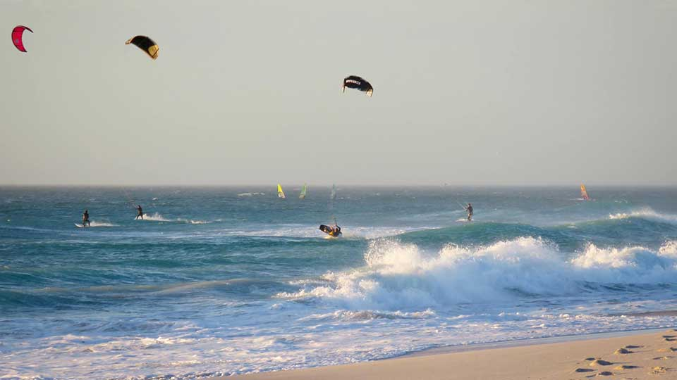 learn kitesurfing cape town