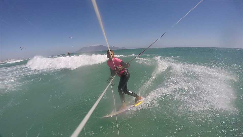 wave kite camp cape town