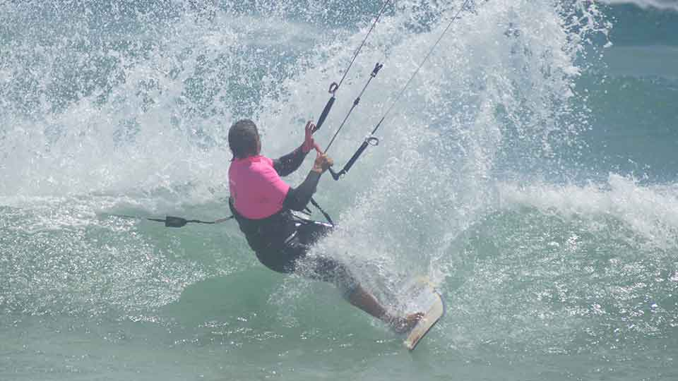 wave kitesurf camp cape town