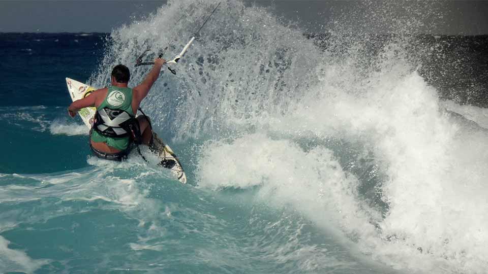wave kitesurfing school south africa